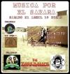 Cartel Música por el Sahara 2018